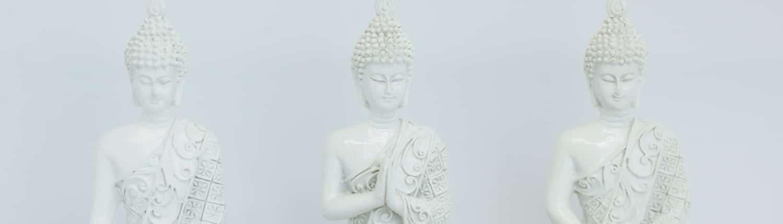 Buddha Figuren - Yoga & Pilates in München