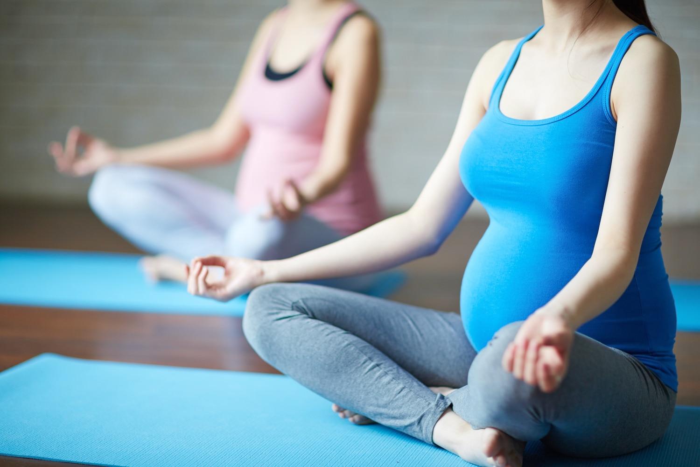 Yogakurse für Schwangere mit Ursula Reinhold