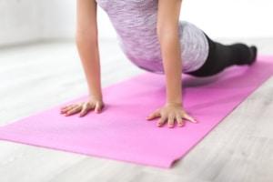 Onlinekurs Yoga, für Schwangere geeignet